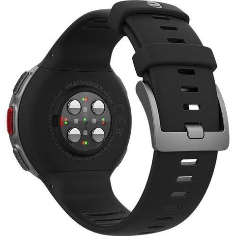 Polar Smart Watch Vantage V Black Premium GPS Multi Sport & Triathlon Training Heart Rate 90069668