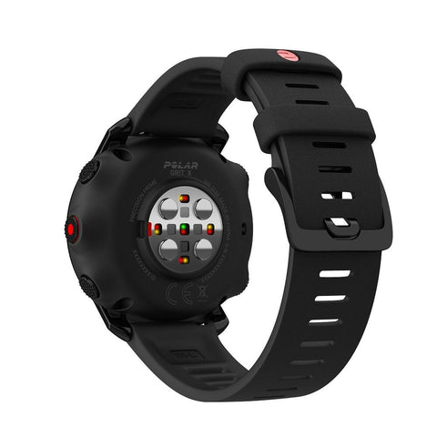 Polar Smart Watch Grit X Black Strap GPS Outdoor Multi Sport With All Essential Training Features 90081734
