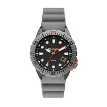 Grey Pacific Outlander Rubber Analogue Columbia Watch CSC04-002