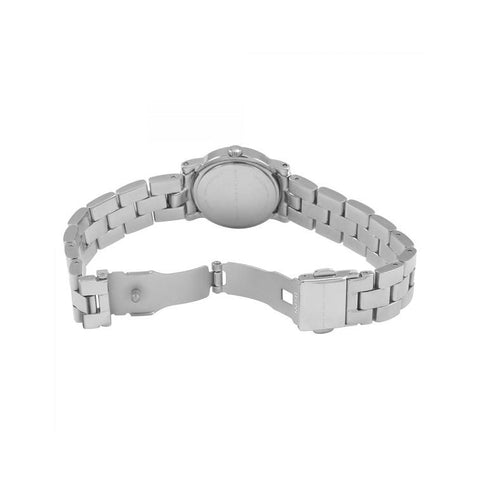 Ladies Mini AMY Silver Stainless Steel Marc Jacobs Watch MBM3055