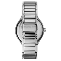 Ladies Kerry Crystal Silver Stainless Steel Michael Kors Watch MK3311
