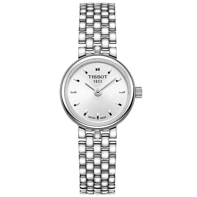 Ladies Designer Silver T-Lady Lovely Tissot Bracelet Watch T058.009.11.031.00