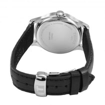 Ladies White T-Trend Leather Analogue Tissot Watch T0632101603700