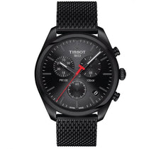 Men's Designer Black PR100 Chronograph Tissot Watch T101.417.33.051.00