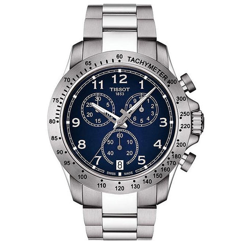 Men's V8 Quartz Chronograph Tissot Watch T106.417.11.042.00