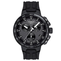 Men's Black T-Race Cycling Chronograph Tissot Watch T111.417.37.441.03