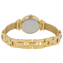 Ladies Gold Mini Soho Stainless Steel Analogue Guess Watch W1009L2