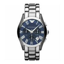 Men's Blue Dial Chronograph Emporio Armani Watch AR1635