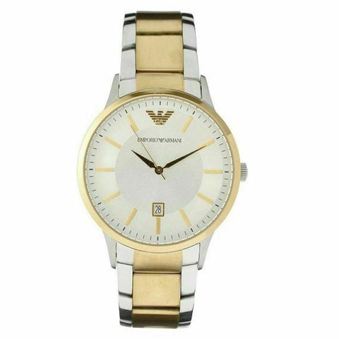Men's Two Tone Stainless Steel Emporio Armani Watch AR2449