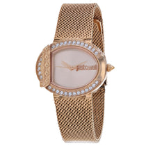 Ladies Rose Gold CbyJC_2 Stainless Steel Analogue Just Cavalli Watch JC1L110M0105