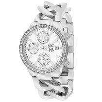Ladies Silver Levley Stainless Steel Analogue Jivago Watch JV1246