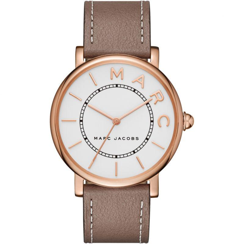 Ladies Roxy Brown Leather Marc Jacobs Watch MJ1533