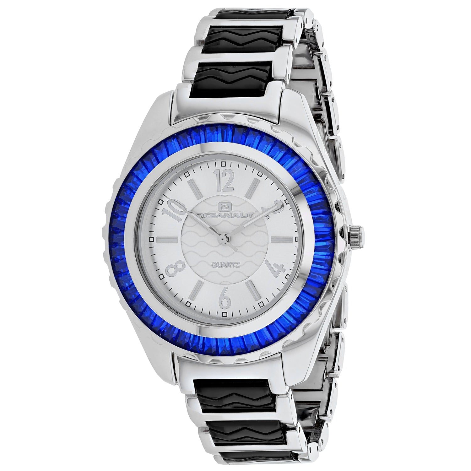 Ladies Lucia Stainless Steel Analogue Oceanaut Watch OC0542