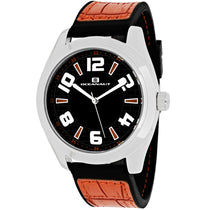 Men's Orange Vault Rubber Analogue Oceanaut Watch OC7514