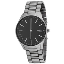 Men's Grey Holst Hybrid Titanium Analogue Skagen Watch SKT1305