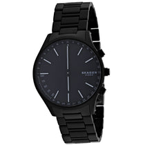 Men's Black Holst Hybrid Titanium Analogue Skagen Watch SKT1312