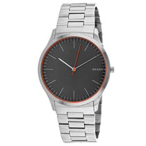Men's Grey Jorn Stainless Steel Analogue Skagen Watch SKW6423