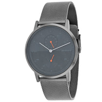 Men's Grey Kristoffer Stainless Steel Analogue Skagen Watch SKW6501