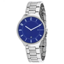 Men's Silver Kristoffer Stainless Steel Analogue Skagen Watch SKW6519
