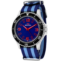 Men's Blue Tideway Nylon Analogue Seapro Watch SP5313NBL