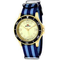 Ladies Blue Tideway Nylon Analogue Seapro Watch SP5419NBL