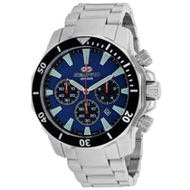 Men's Silver Scuba Dragon Diver Limited Edition 1000 Meters Stainless Steel Analogue Seapro Watch SP8344