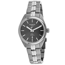 Ladies Silver PR 100 Titanium Analogue Tissot Watch T1012104406100