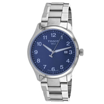 Men's Silver Classic Stainless Steel Analogue Tissot Watch T1164101104700