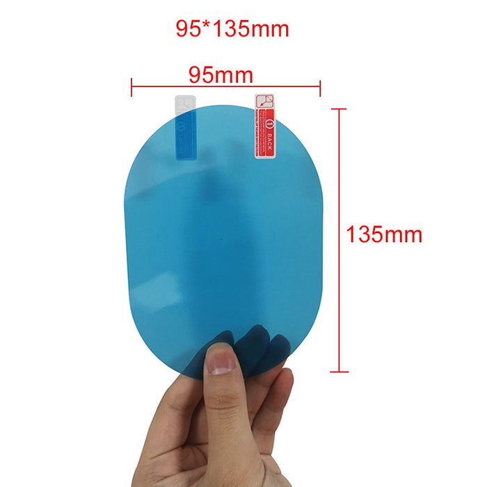 Rainproof Waterproof unique 4 pcs Car Mirror Protective