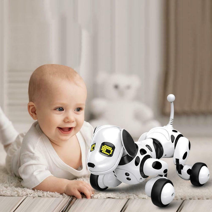 Robot Dog Toy Sing Dance Intelligent Electronic Pet Toy Interactive Smart Talking Toy