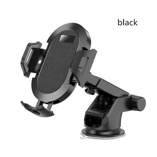 Car Stand No Magnetic Support Smartphone Holder 360 Mount