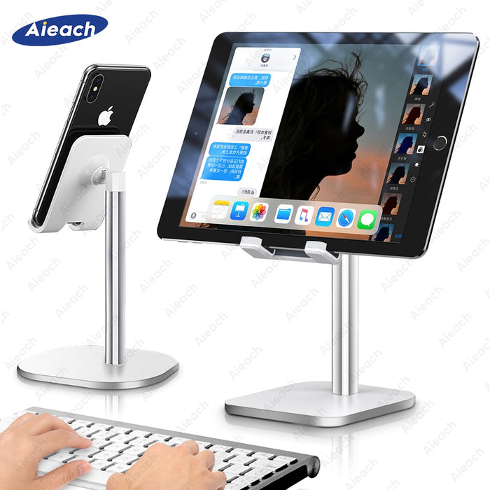 New Desktop Holder Tablet Stand For iPad Pro 11 10.5 10.2 9.7 mini For Samsung Xiaomi Tablet Stand Support Remote Network Teaching