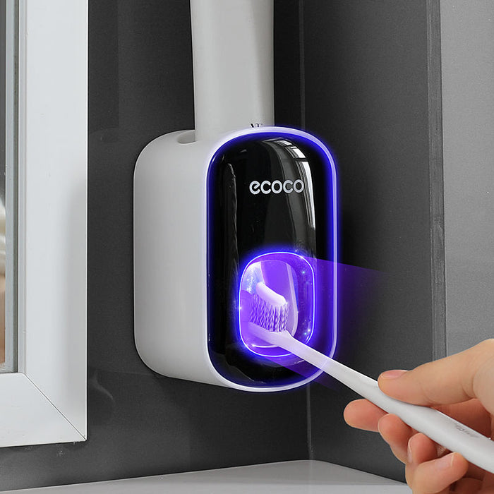 New Automatic Toothpaste Dispenser Toothpaste Squeezer