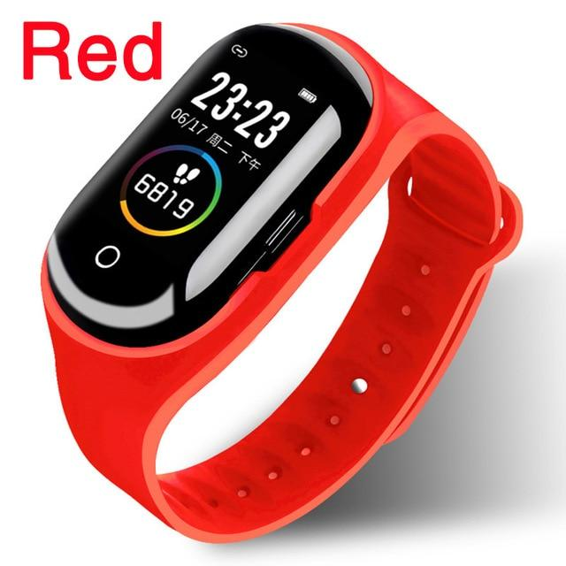 Newest Smart Watch With Bluetooth Headphones - Joy Shop
