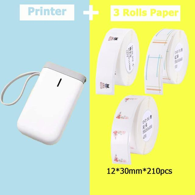 NEW 2020 Generation Wireless Portable Label Printer! - Joy Shop