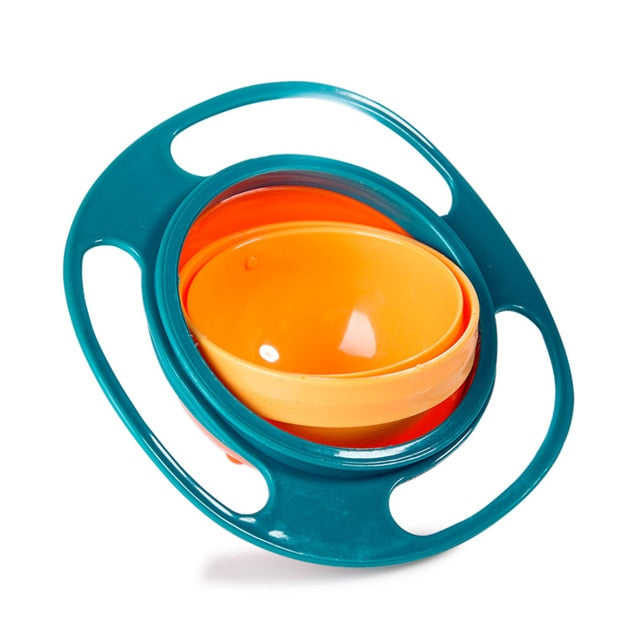 Spill-Proof Solid Feeding Dishes for children