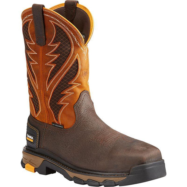 Men's Western Intrepid Work Boots