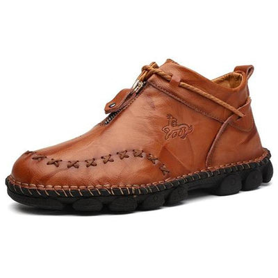 Genuine Leather Handmade Boots For Men