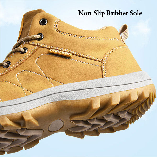 Men Fashion Casual Soft Non-slip Outdoor Hiking Shoes