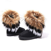Women'S Casual Warm Snow Boots