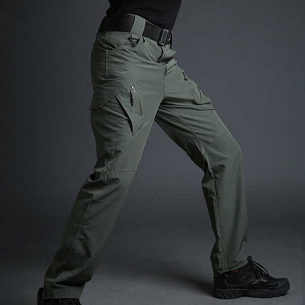 Men's Quick Drying Outdooors Army Light Weight Trousers