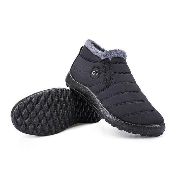 Men's Comfortable Waterproof And Warm Snow Boots