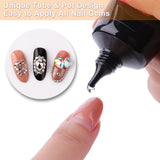 Nail Art Rhinestone Glue Gel