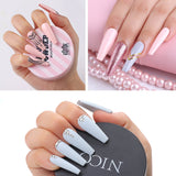 Nude Pink 6 Color Gel Nail Polish Set