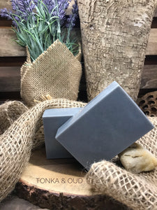 Tonka and Oud | Essential Oil Soap