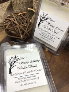 Winter Forest | 100% Natural Soy Wax Melt