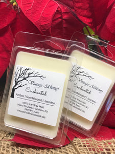 Enchanted | 100% Natural Soy Wax Melt