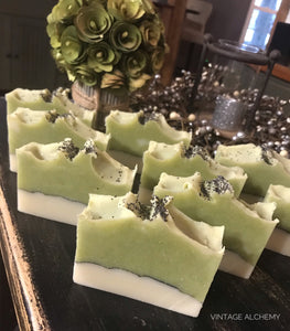 Willow and Ivy | Organic Cold Process Soap