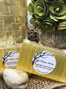 Citrus Agave | PURE Limited Ingredient Soap
