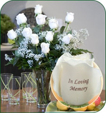 myeasyflowers-Roseae-ROSAS-ROSES_WHITE -in loving memory